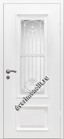Входная металлическая дверь 12-007