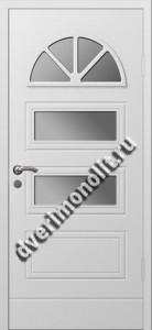Входная металлическая дверь 12-010