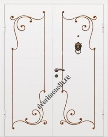 Входная металлическая дверь 12-036