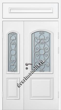Входная металлическая дверь 12-043