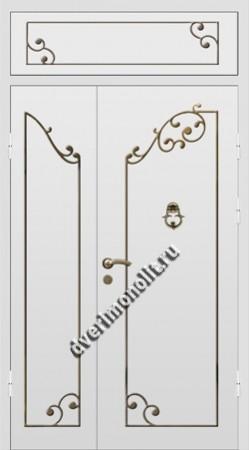 Входная металлическая дверь 12-048