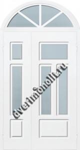 Входная металлическая дверь 12-058