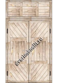 Входная металлическая дверь для дачи, модель ДЧ-013