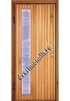 Входная металлическая дверь для дачи, модель ДЧ-005