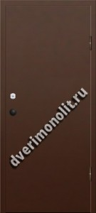 Входная металлическая дверь - 011-001