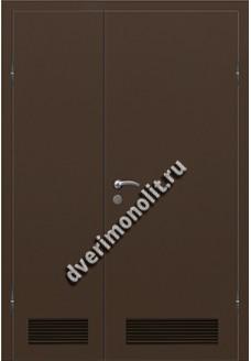 Входная металлическая дверь - 011-016
