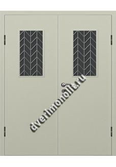 Входная металлическая дверь - 2Д-017