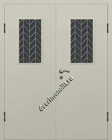Входная металлическая дверь - 011-017