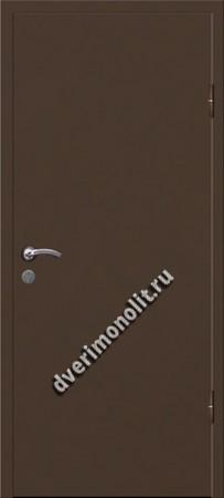 Входная металлическая дверь - 011-007