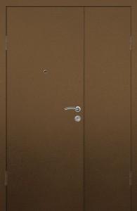 """Отделка снаружи - Порошковое напыление """"Шагрень"""" RAL 8008 Оливково-коричневый, Отделка внутри - МДФ окрашенный с узкой фрезеровкой RAL 8008 Оливково-коричневый"""