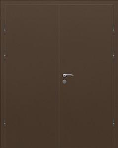 Отделка снаружи - Грунт темно-коричневый, Отделка внутри - Грунт темно-коричневый