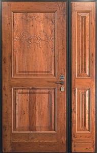 Входная металлическая дверь - 81-06
