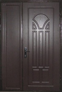 Отделка снаружи - МДФ 10 мм. Плёнка ПВХ широкая фрезеровка, Отделка внутри - МДФ 10 мм. Плёнка ПВХ широкая фрезеровка