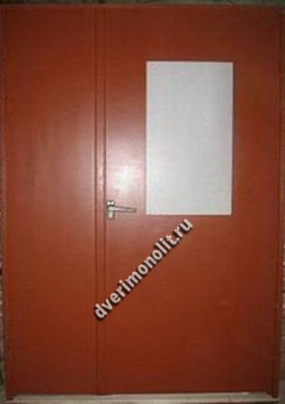 Входная металлическая дверь - 81-10