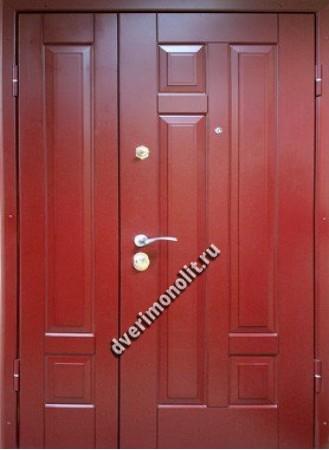 Входная металлическая дверь - 81-17