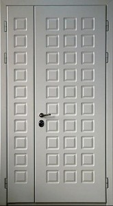 Входная металлическая дверь - 81-20
