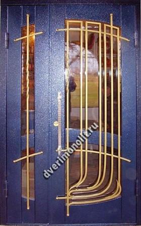 Входная металлическая дверь - 81-21
