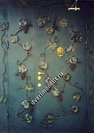 Входная металлическая дверь - 81-23
