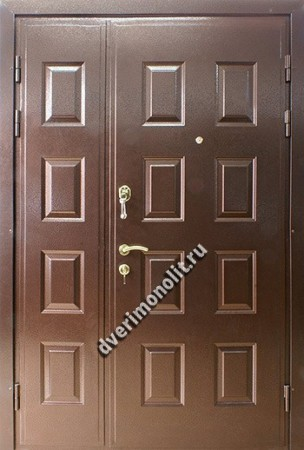Входная металлическая дверь - 81-30