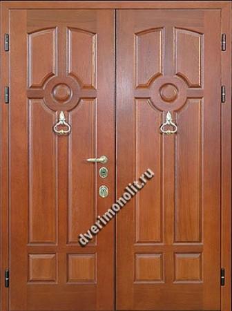 Входная металлическая дверь - 81-35