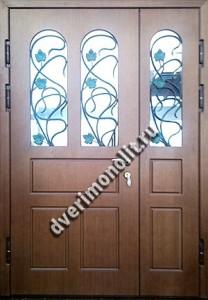 Входная металлическая дверь - 81-38