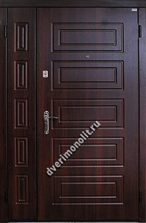 Входная металлическая дверь - 81-41