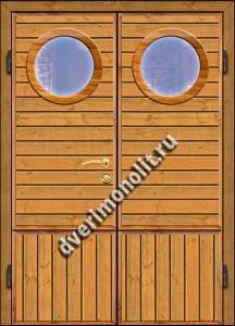 Входная металлическая дверь - 81-42