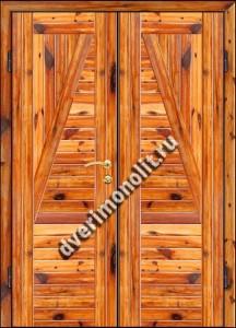 Входная металлическая дверь - 81-44