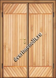 Входная металлическая дверь - 81-45