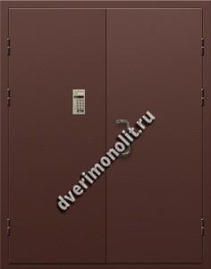 Входная металлическая дверь - 81-50