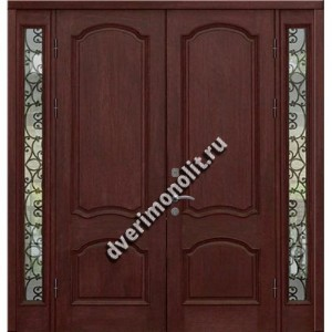 Входная металлическая дверь - 81-54