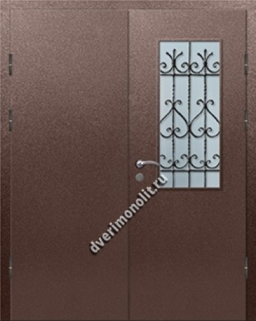 Входная металлическая дверь - 81-56