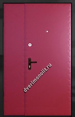 Входная металлическая дверь - 81-58