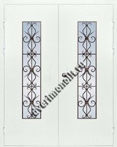 Входная металлическая дверь - 81-59