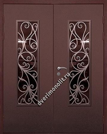 Входная металлическая дверь - 81-61