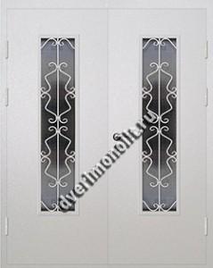 Входная металлическая дверь - 81-62
