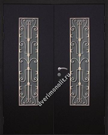Входная металлическая дверь - 81-63