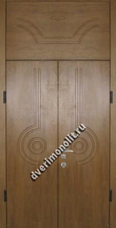 Входная металлическая дверь - 81-67