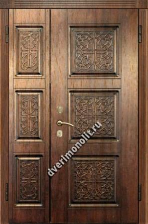 Входная металлическая дверь - 81-69