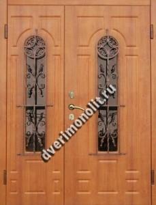 Входная металлическая дверь - 81-70