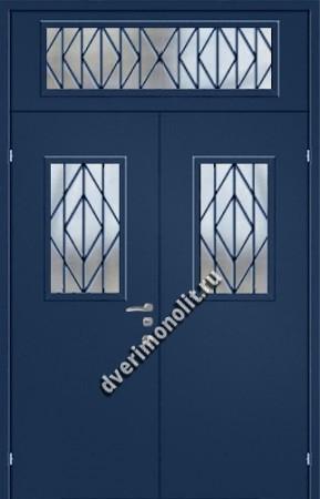 Входная металлическая дверь - 81-71