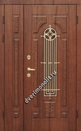 Входная металлическая дверь - 81-77