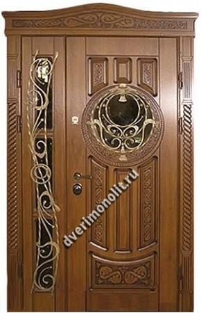 Входная металлическая дверь - 81-84