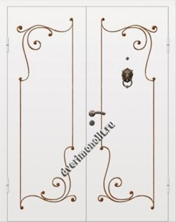 Входная металлическая дверь 81-86