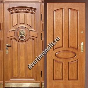 Входная дверь в квартиру, модель 001