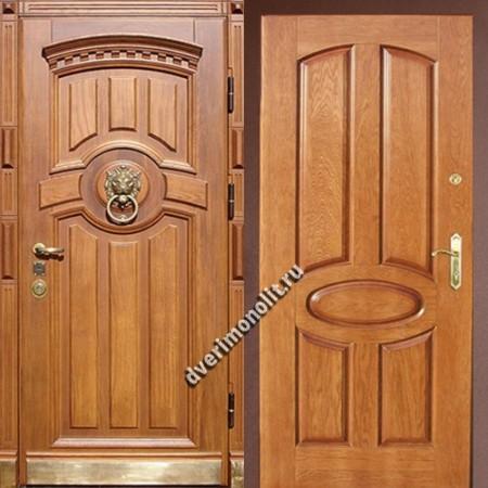 Входная дверь в квартиру, модель 70-89