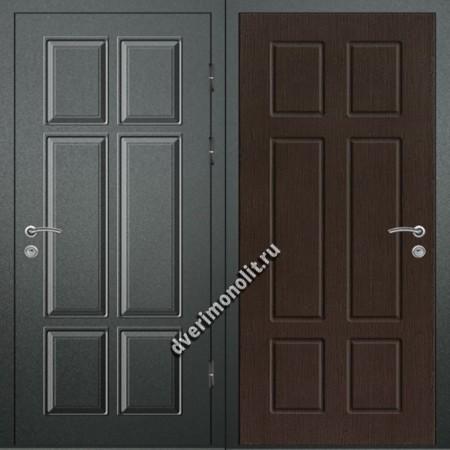 Входная дверь в квартиру, модель 71-04