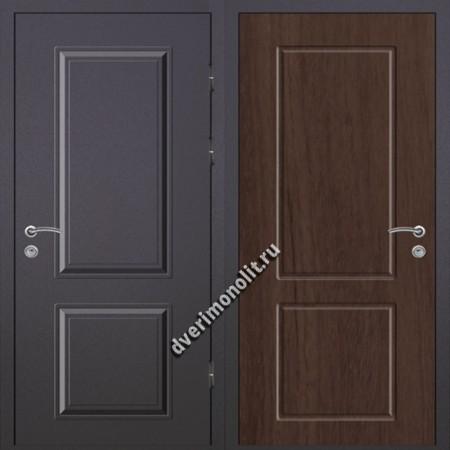 Входная дверь в квартиру, модель 71-12