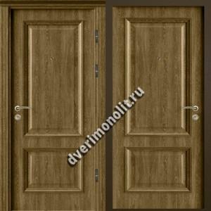 Входная дверь в квартиру, модель 71-26
