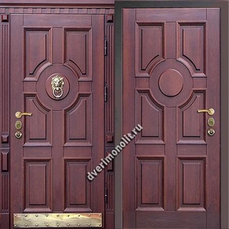Входная металлическая дверь 20-002